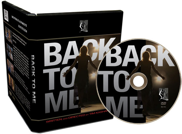 DVD Package Design for Feature Film